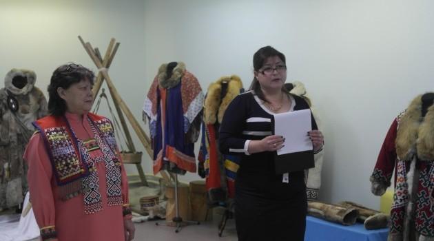 Открытие выставки «В Снежном царстве, в Морозном государстве»